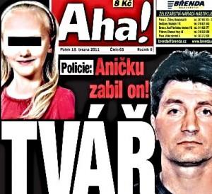 Anička a její vrah
